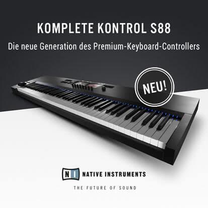 zum komplete kontrol s88 mk2