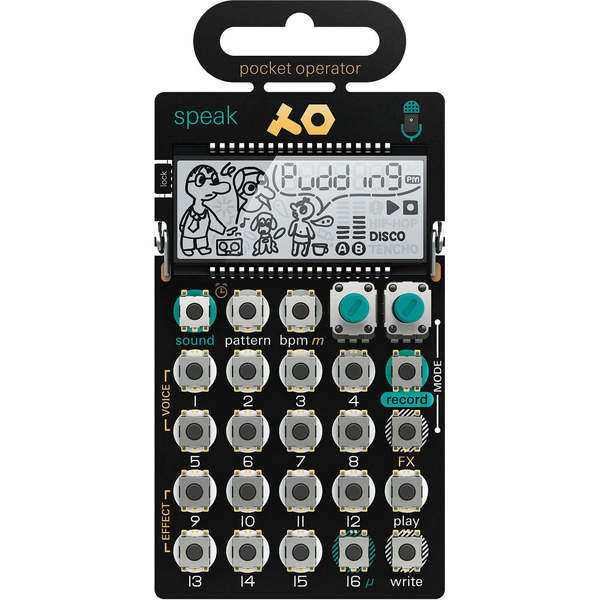 Teenage Engineering PO-35 speak_1