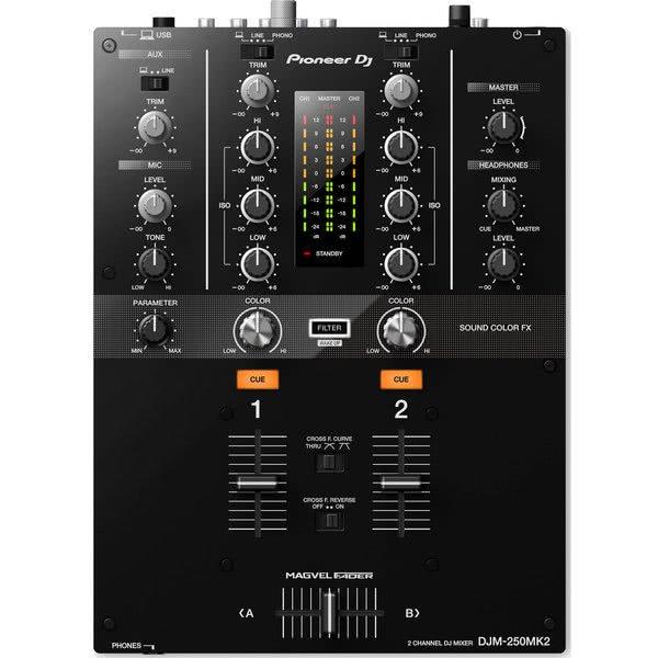 Pioneer DJM-250 MK2 - Front_1