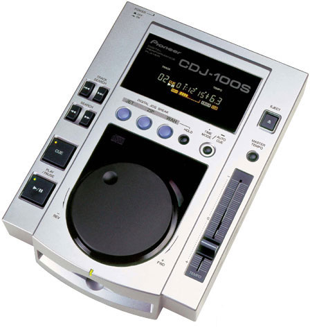 Pioneer CDJ-100 S