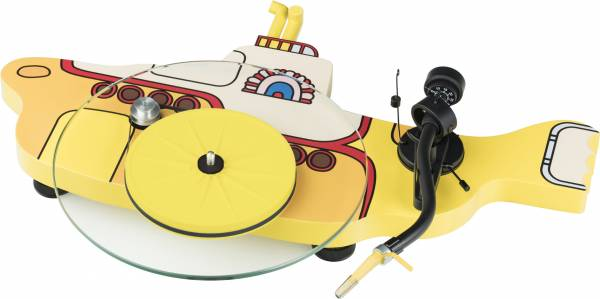 Pro-Ject Debut The Beatles Yellow Submarine_1