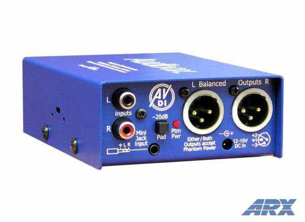 ARX Audibox AV-DI_1
