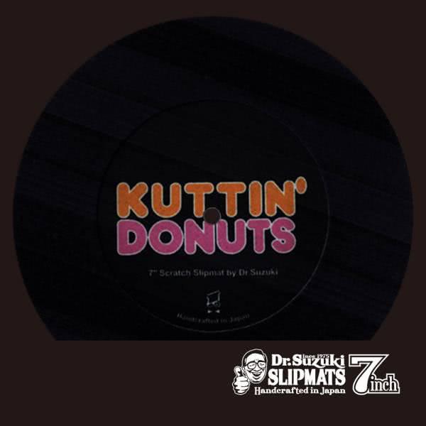 "Rane Dr. Suzuki 7"" Kuttin Donuts Slipmat_1"
