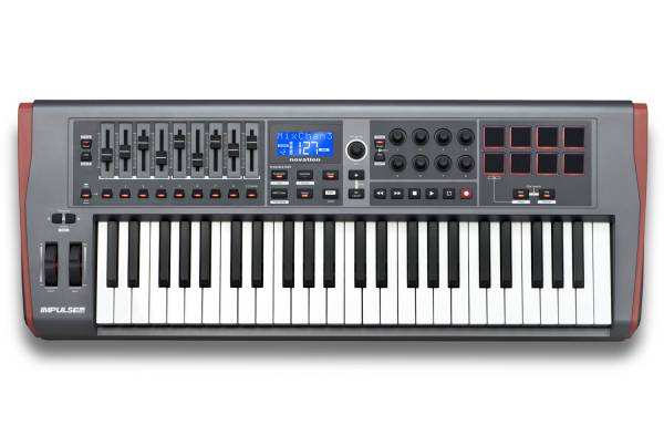 Novation Impulse 49_1
