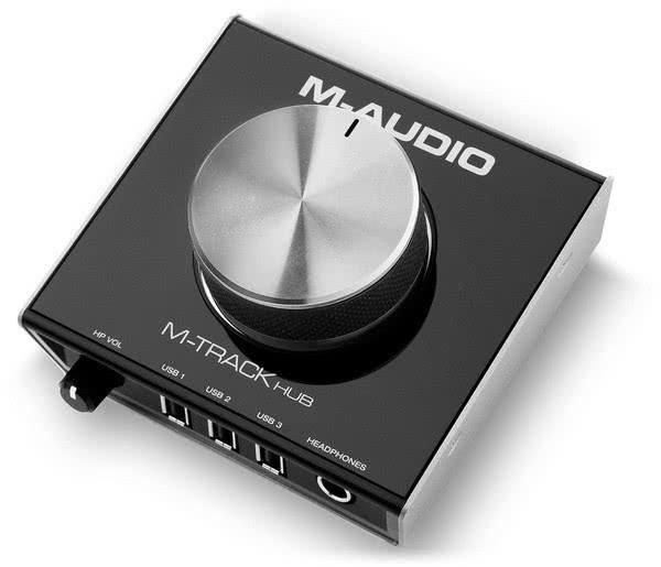 M-Audio M-Track Hub_1