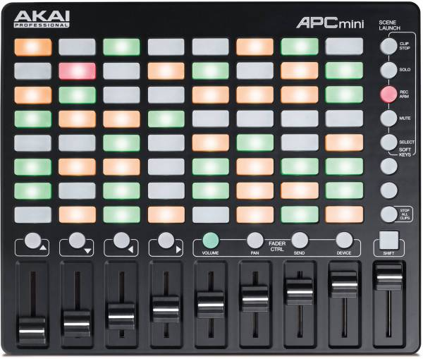Akai APC Mini_1