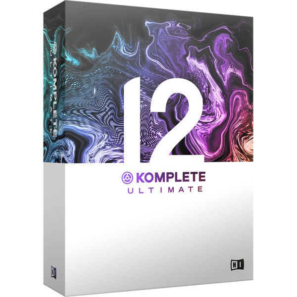 Native Instruments Komplete 12 Ultimate UPG K8-12_1