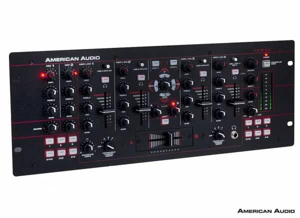 American Audio 19 MXR_1