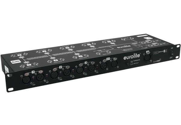Eurolite DMX Split 8X_1