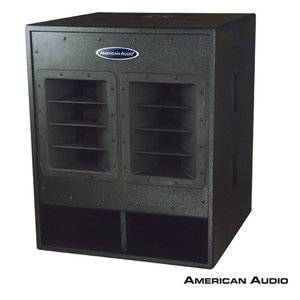 American Audio PXW 18P Powered_1