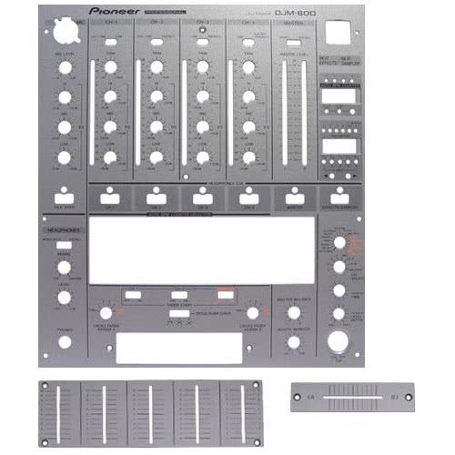 DJM-600 DJ Club mixer