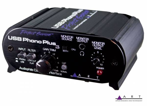 ART USB Phono Plus PS_1