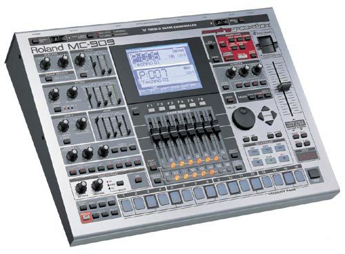 roland mc 909