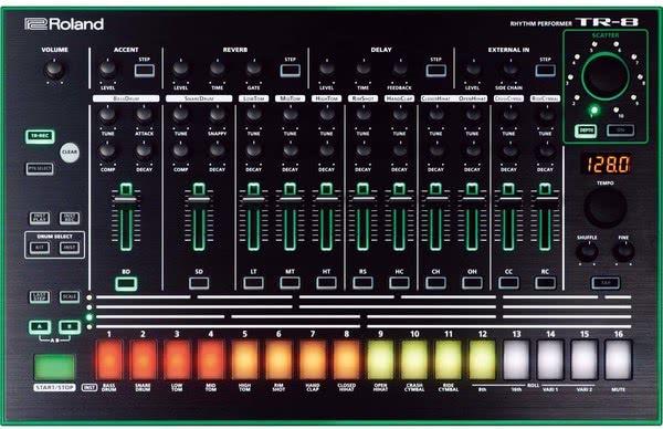 Roland TR-8_1