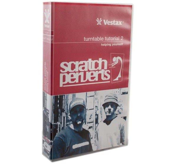 Vestax VHS Tutorial 2 / Scratch perverts_1