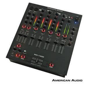 American Audio MX-1400_1