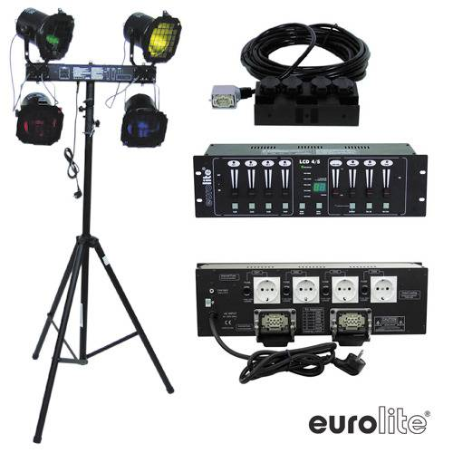 Eurolite Set Lumière KLS-30_1