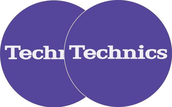2x Slipmats - Technics - Púrpura_1