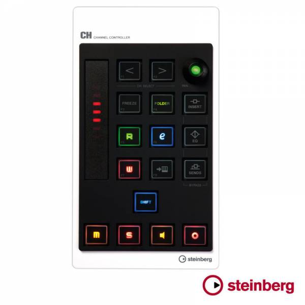 Steinberg Controller CMC CH Channel_1