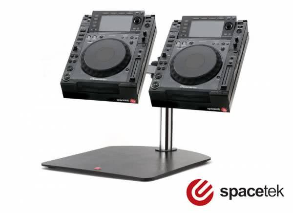 Space-Tek CDJ-2000 Freestand Double_1