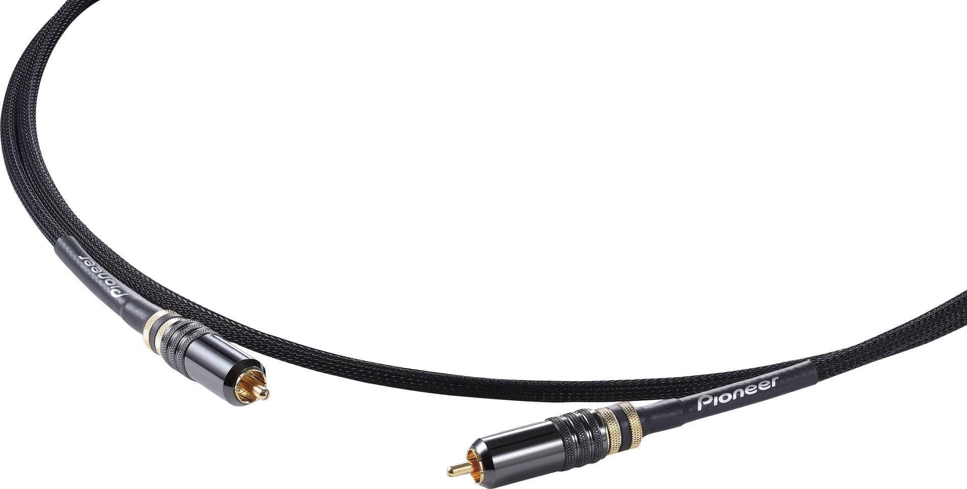 Pioneer Kabel DAS-DGC020R Digital-Cinch