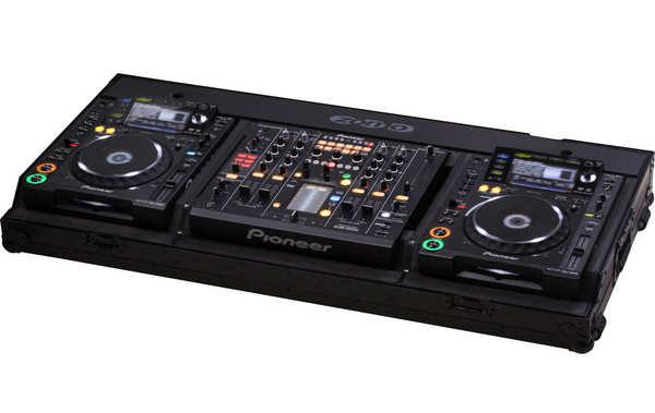 "Zomo Set 2200 NSE - Flightcase 1x DJM-2000 + 2x 12"" CD-Player_1"