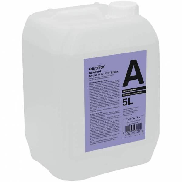 Eurolite Smoke Fluid -A2D- Action - 5 L_1