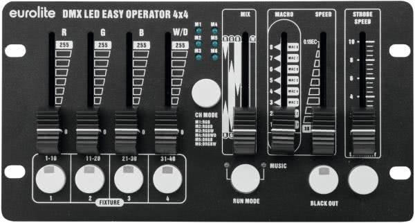 Eurolite DMX LED EASY Operator 4x4_1