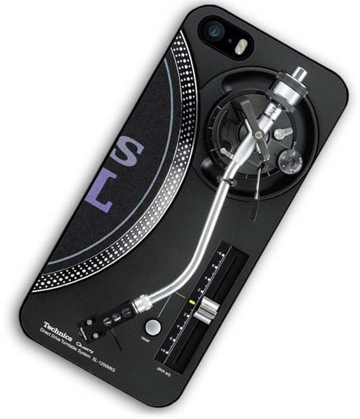 Technics SL-1210 Schutzhülle / Cover für iPhone 6 und 6s_1