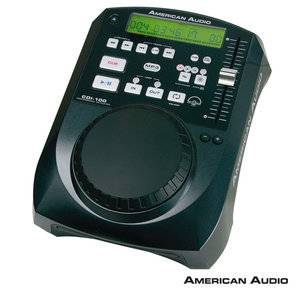 American Audio CDI-100 MP3_1