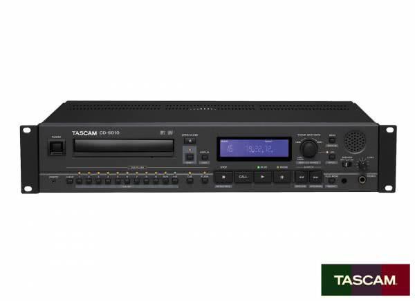 Tascam CD-6010_1