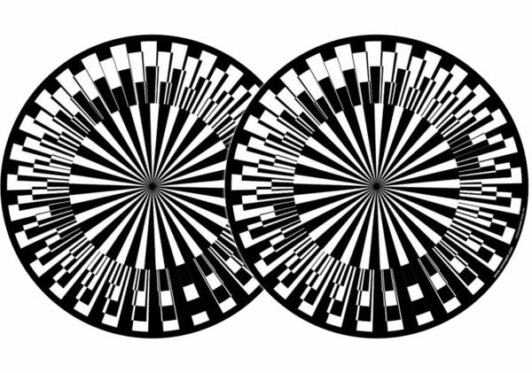2x Zomo Slipmats - Scope - white_1