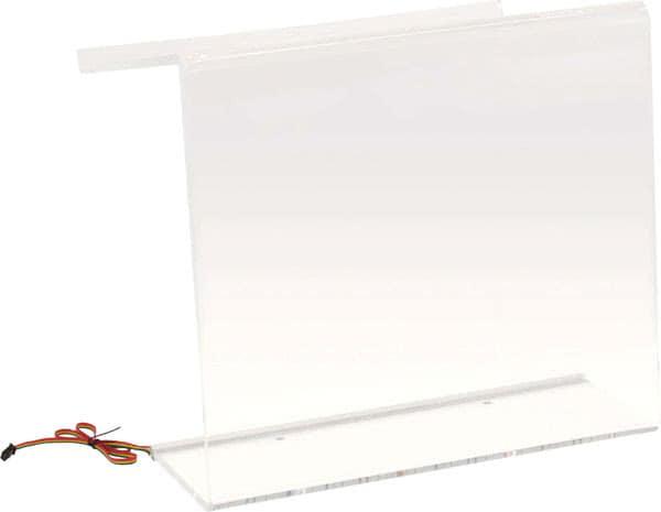 Zomo Deck Stand - Laptop Ständer Acryl - RGB Control_1