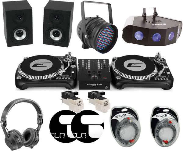 Recordcase Vinyl-DJ Starter Set Plus_1