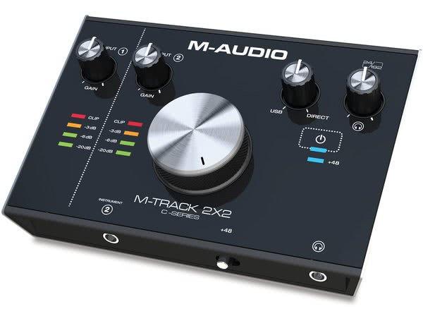 M-Audio M-Track 2X2_1