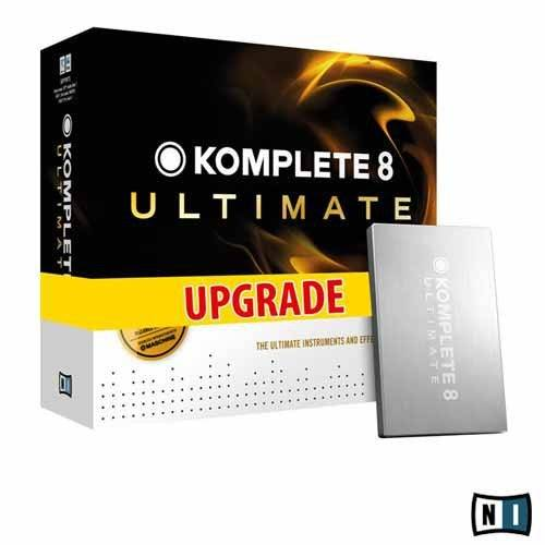 Native Instruments Software Komplete 8 Ultimate Upgrade_1