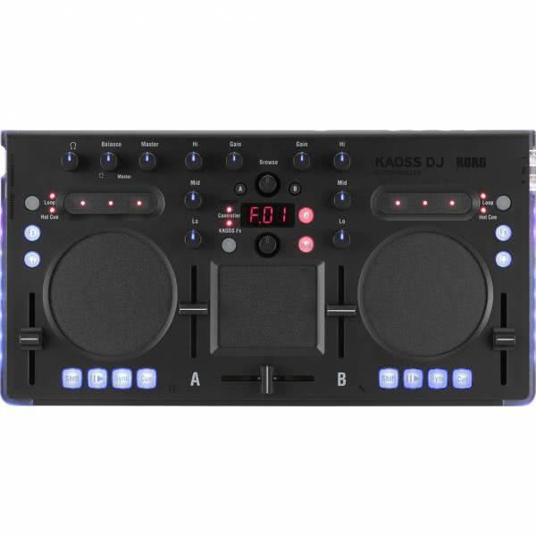 Korg Kaoss DJ_1