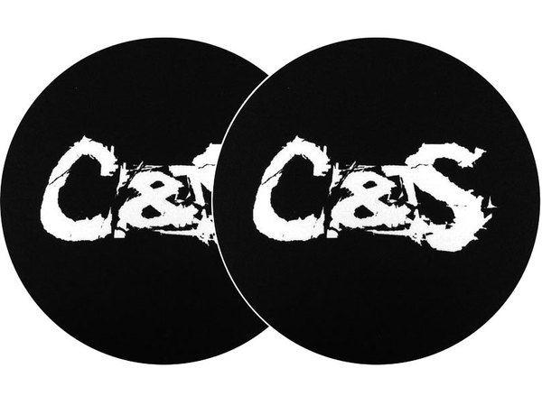 2x Slipmats - C&S_1