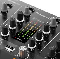 Pioneer DJM-250MK2 Smoothes Mixen