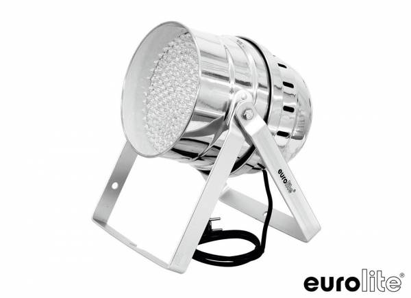 Eurolite LED PAR-64 RGBA Floor 10mm aluminum_1