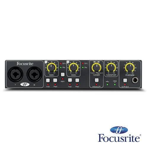 Focusrite USB Saffire 6 USB_1