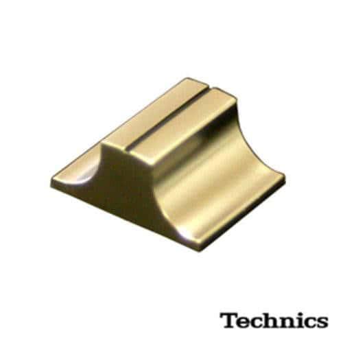 Technics Fader Bouton de Remplacement doré_1