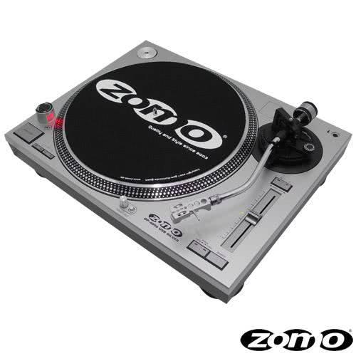 Zomo DP-4000 USB argento_1