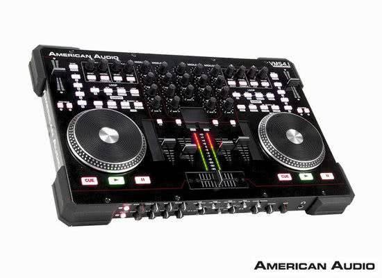 American Audio Contôleur MIDI VMS4.1_1