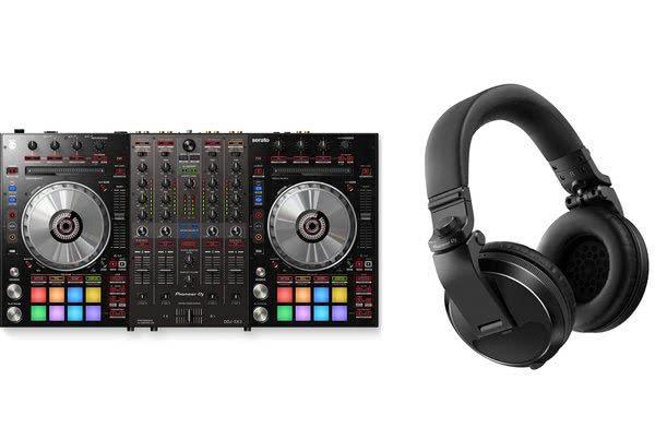 Pioneer DJ DDJ-SX3_1