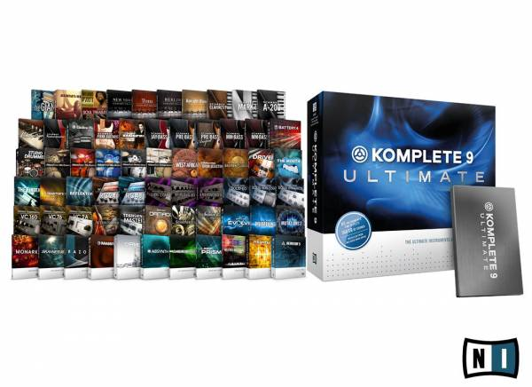 Native Instruments Komplete 9 Ultimate_1