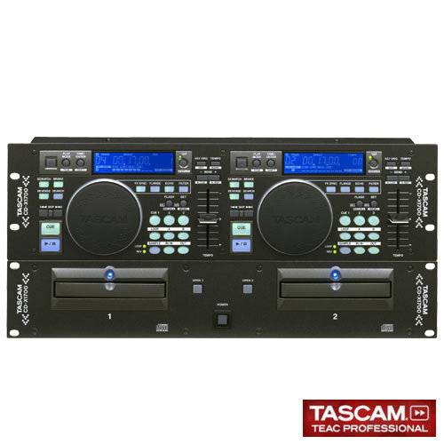 Tascam Twin CD-X1700_1