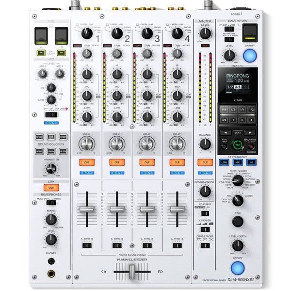 Pioneer DJM-900 NXS2-W - Front_1