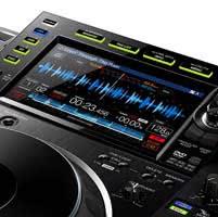 Pioneer CDJ-2000NXS2 Touchscreen