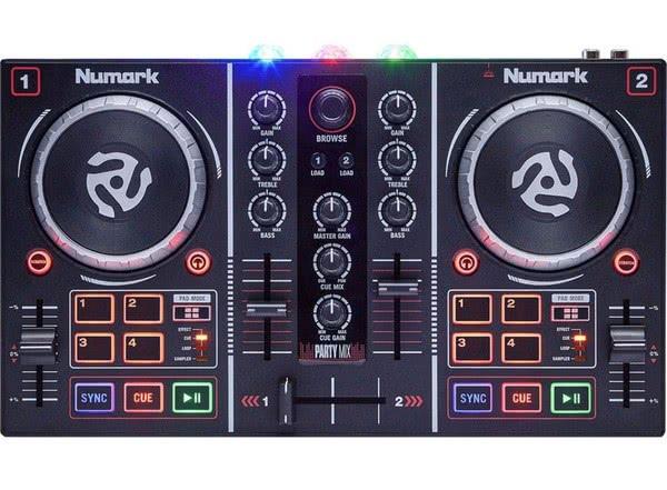 Numark Party Mix_1